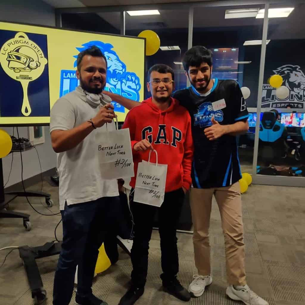 Acted as lead organizer for the LC PUBG Mobile tournament in 2019